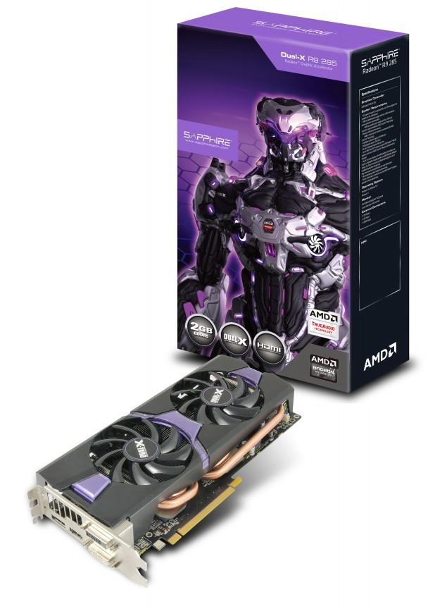 Sapphire Radeon R9 285_Box