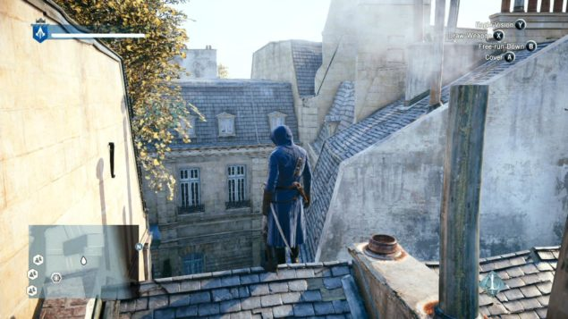 Assassin S Creed Unity Xbox One Beta Build Screenshots And Gifs