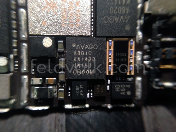 iPhone-board