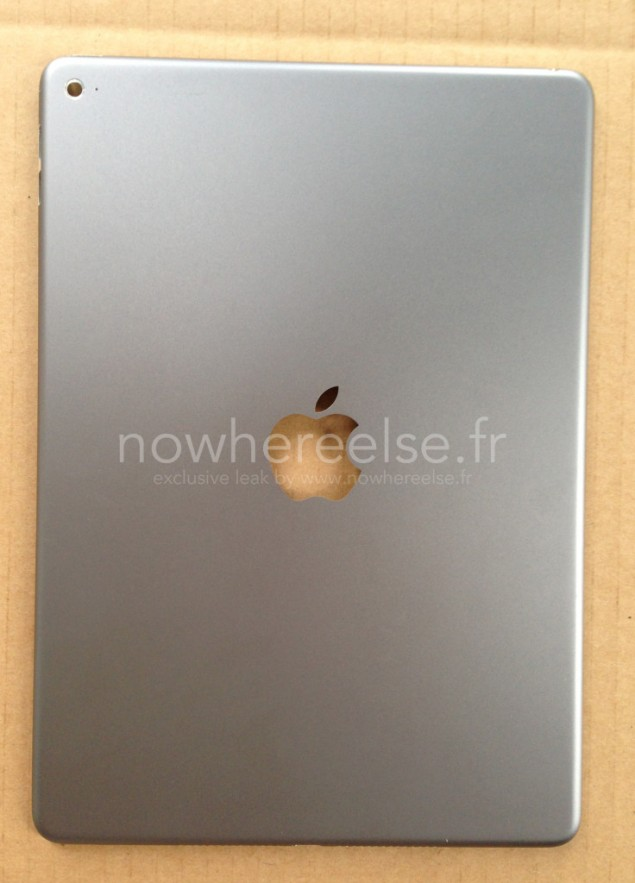 iPad Air 2 leaked