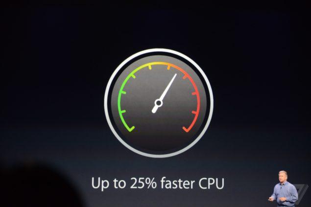 iPhone 6 A8 processor