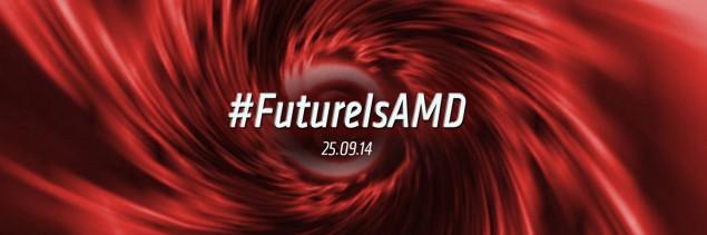 AMD #FutureisAMD