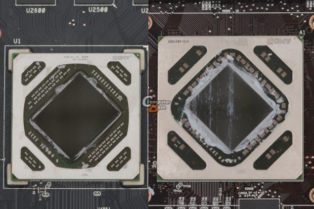 AMD Tahiti vs Tonga GPU