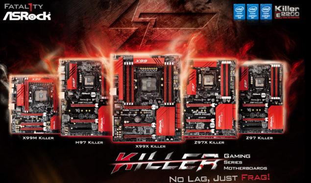 ASRock X99 Killer Series