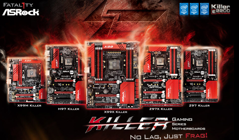 ASRock Fatal1ty H97 Killer Intel ME Driver for Windows Download