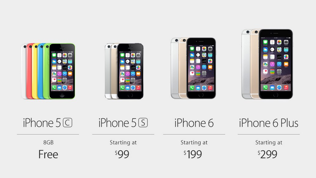 iphone plus price unlocked iphone 6 price starts at 649 for 16gb model 12142
