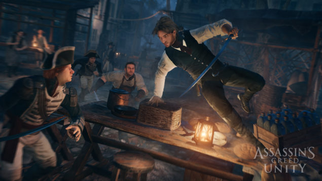 Assassins Creed Unity (3)