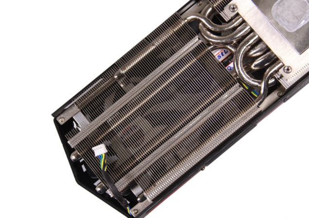 Colorful iGame GeForce GTX 980_Heatsink
