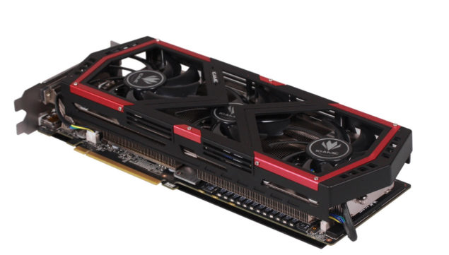 Colorful iGame GeForce GTX 980_Side 2