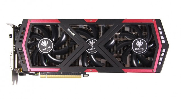Colorful iGame GeForce GTX 980_front