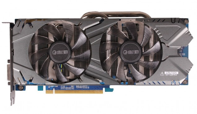 Galax GeForce GTX 970 GC_Front
