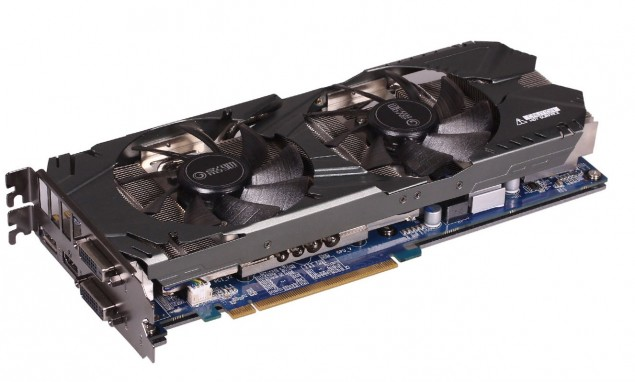 Galax GeForce GTX 970 GC_Side 2