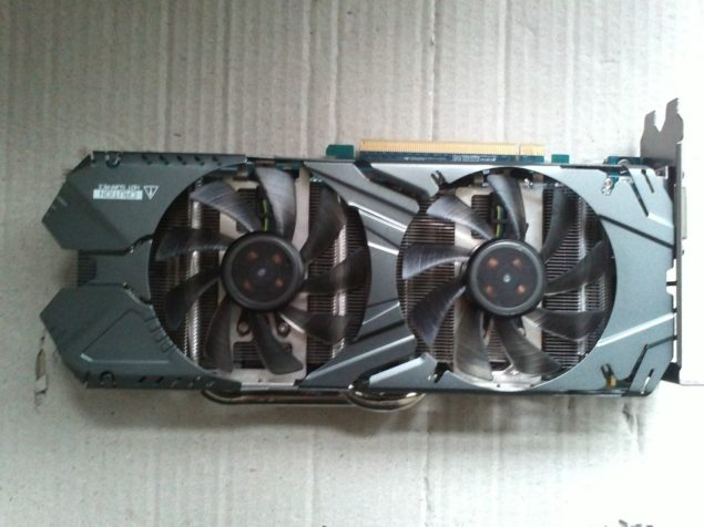 Galaxy GeForce GTX 970 GC 4 GB GDDR5