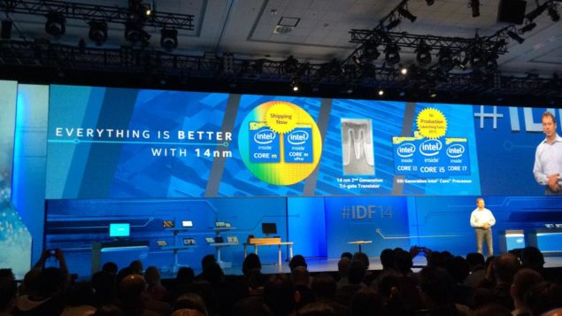 Intel 14nm Skylake