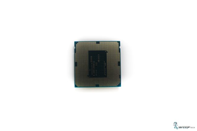 Intel Pentium G3258 20th Anniversary Edition Back