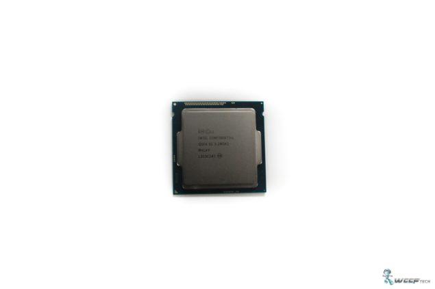 Intel Pentium G3258 20th Anniversary Edition Front