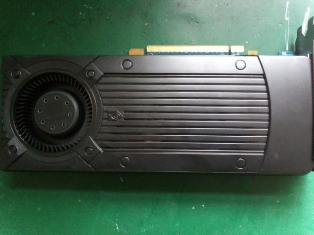 NVIDIA GeForce GTX 970 4 GB GDDR5 Rereference