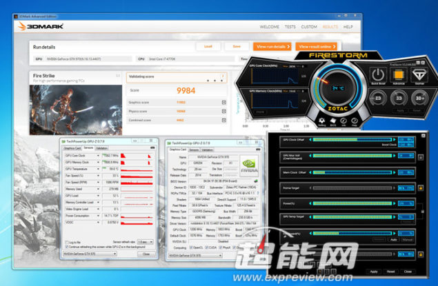 NVIDIA GeForce GTX 970 Overclock