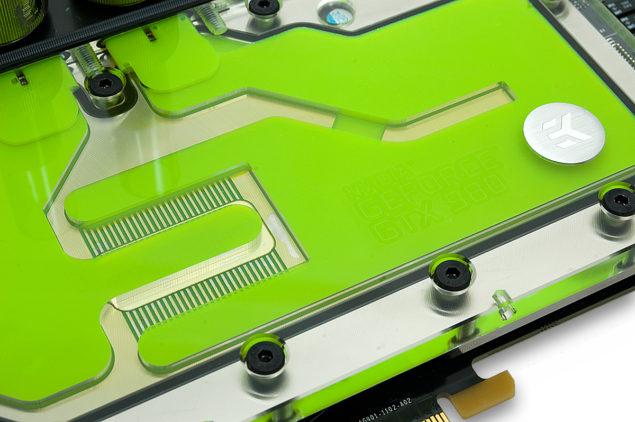 NVIDIA GeForce GTX 980 EK-FC980-GTX