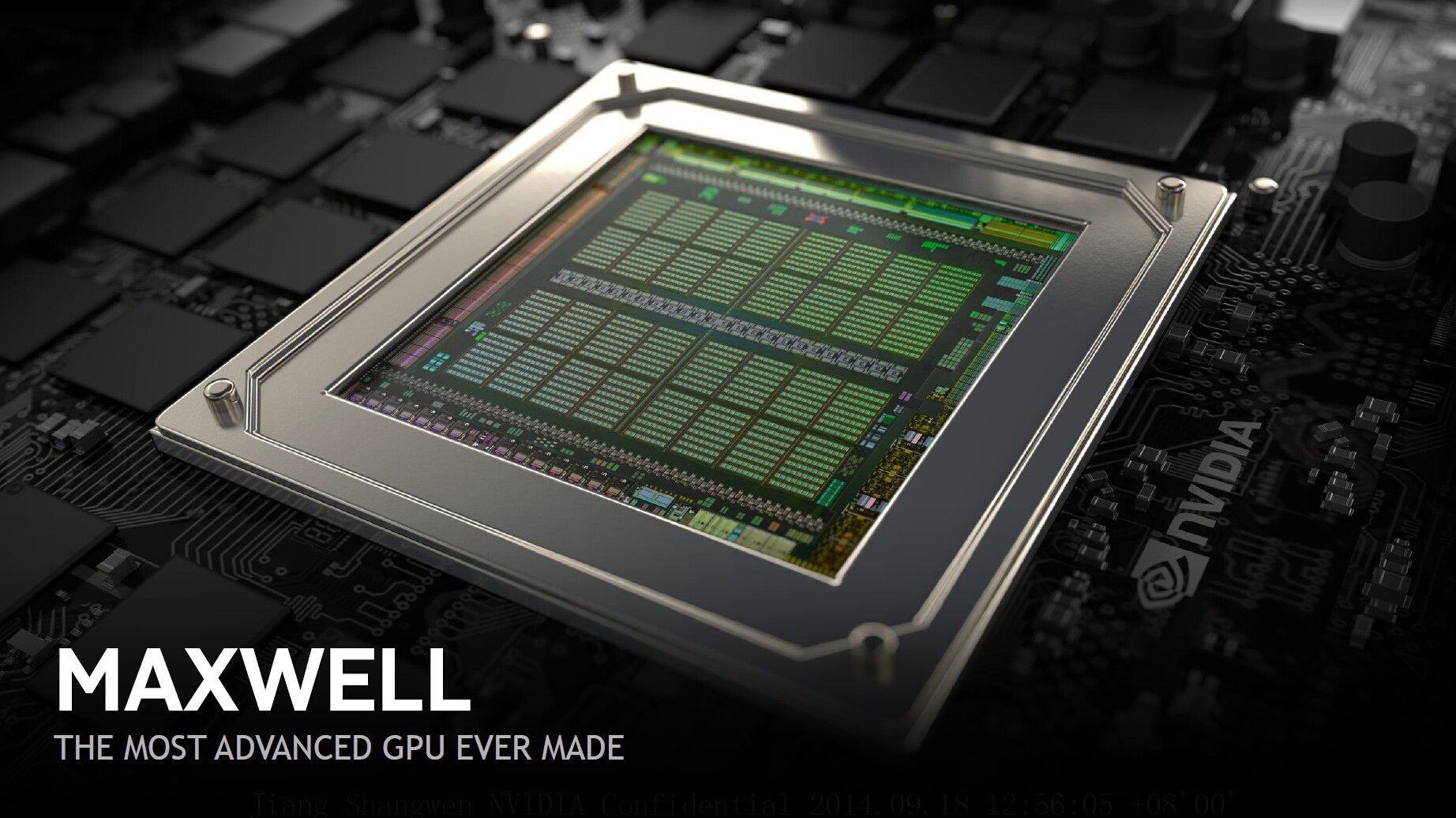 Tesla Update >> NVIDIA GM200 Based Quadro M6000 Possible Specifications Revealed - Features 3072 CUDA Cores, 12 ...