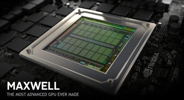 NVIDIA Maxwell GM204