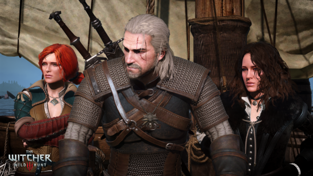 The Witcher 3 2