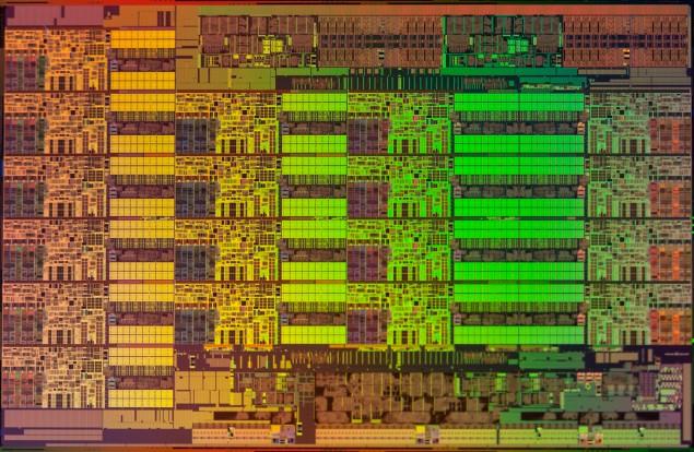 Xeon E5-2600 V3 Die