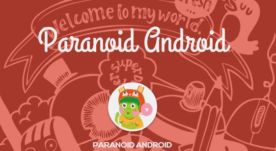 flash Paranoid Android 4.5 Beta 4