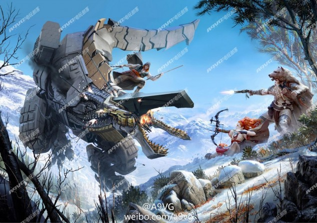 guerrilla-games-new-ps4-ip-horizon