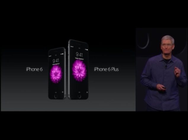 5.5-inch iPhone 6 Plus