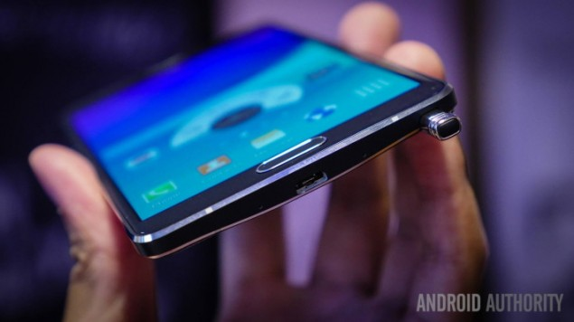 Galaxy Note 4 released