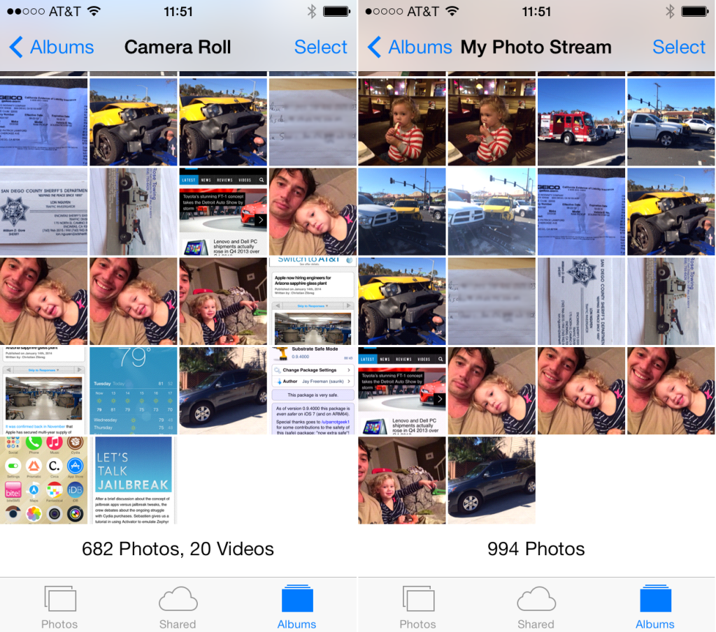 how to delete your photostream