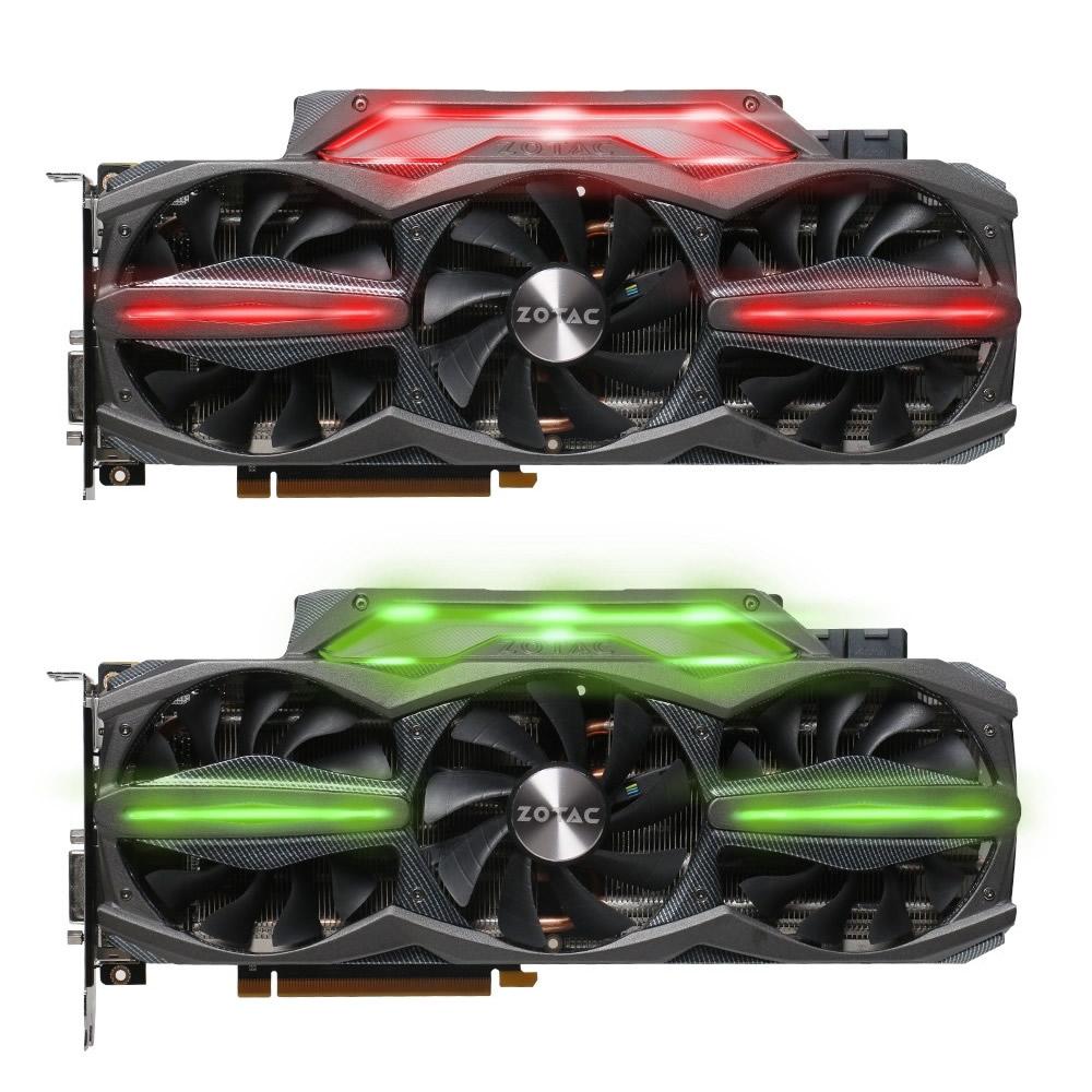 Nvidia Zotac GTX 980 AMP! Extreme LED