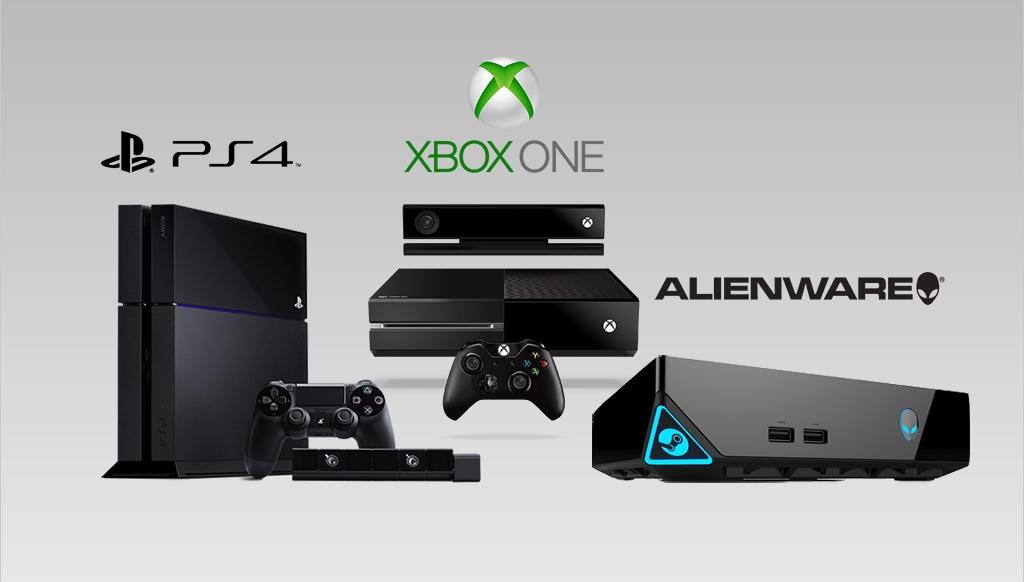 Alienware Alpha vs PS4 vs Xbox One Graphics Comparison ...