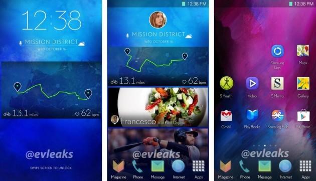 Samsung ICONIC UX