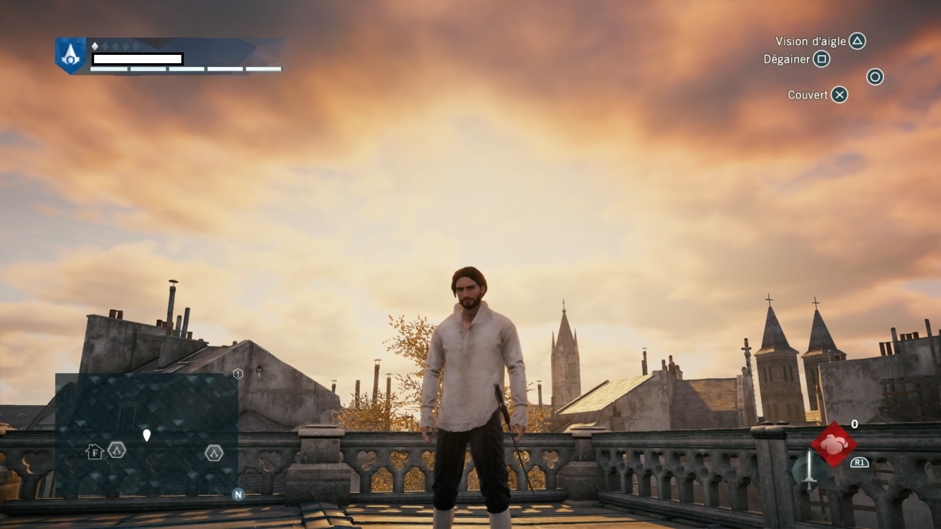 Tons Of Assassin S Creed Unity Ps4 Direct Feed Screenshots Leaked