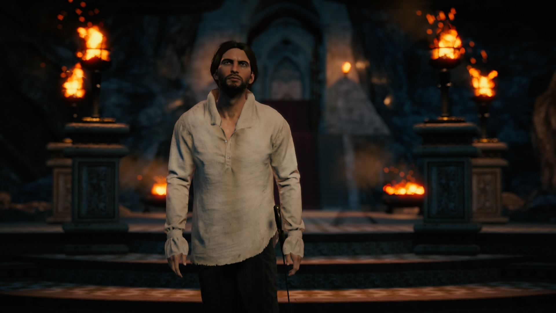 Leaked Assassin S Creed Unity Footage And Gifs Show Notable Npc