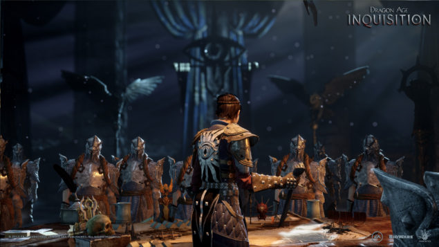 Dragon Age: Inquisition is 1080p on PS4, 900p on Xbox One