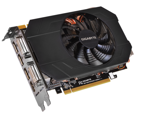 Nvidia GTX 970 Gets The Mini Itx Treatment From Gigabyte