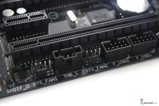 Gigabyte X99 UD7 WiFi_Audio USB 2.0
