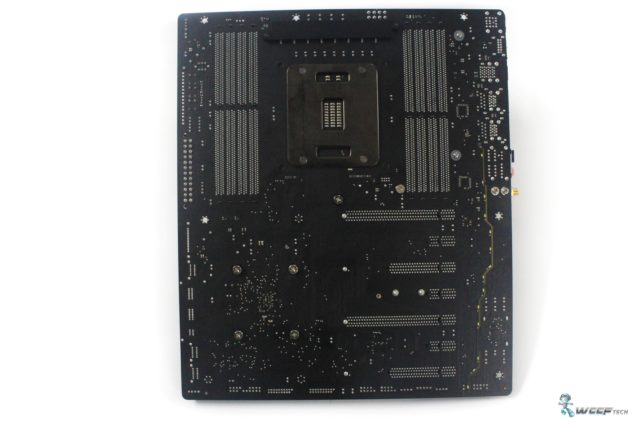 Gigabyte X99 UD7 WiFi_Back