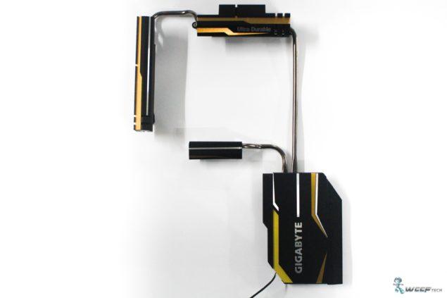 Gigabyte X99 UD7 WiFi_Heatsink off 2