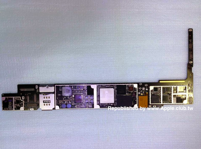 logic-board-with-a8-chip-and-2gb-of-ram