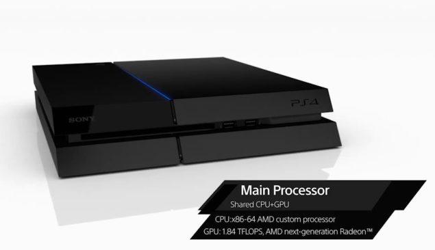 PS4 7th CPU Core