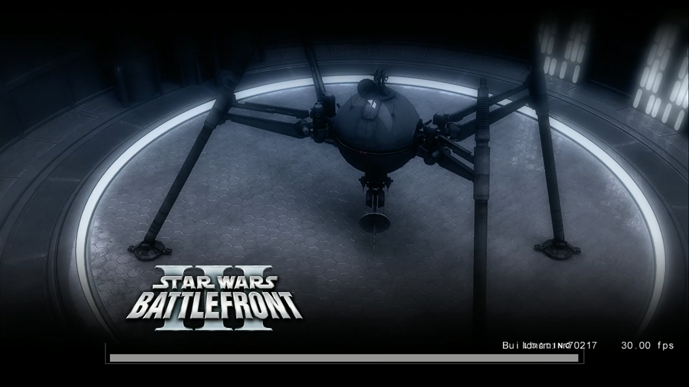 cancelled star wars battlefront 3 new pre alpha gameplay footage leaked. Black Bedroom Furniture Sets. Home Design Ideas