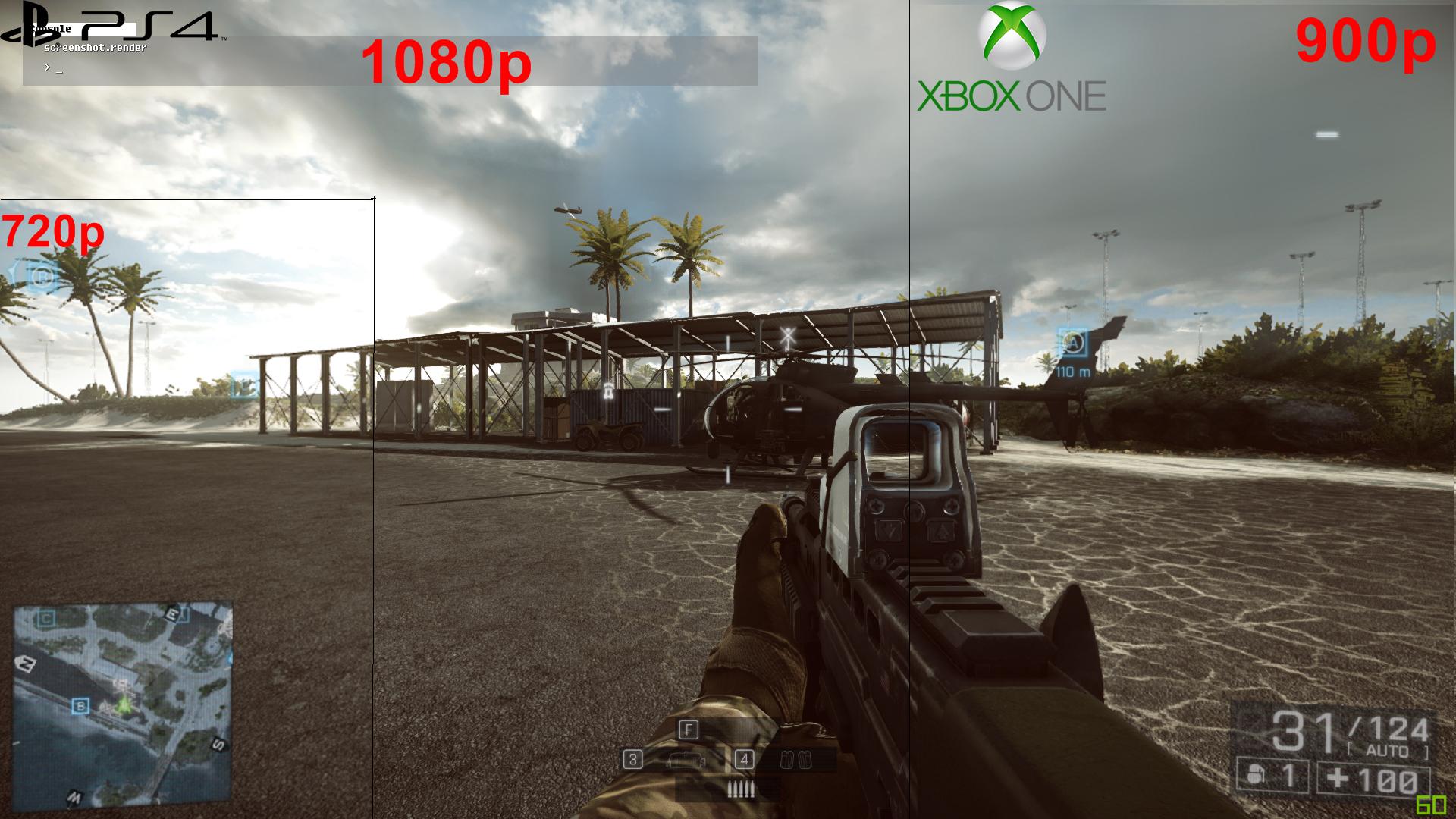 Xbox 1080