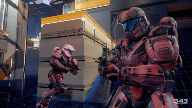 Halo 5: Guardians Multiplayer Beta 1
