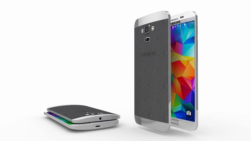 Samsung Galaxy S6 Concept: 2K Display, 20nm Exynos 5430 ...