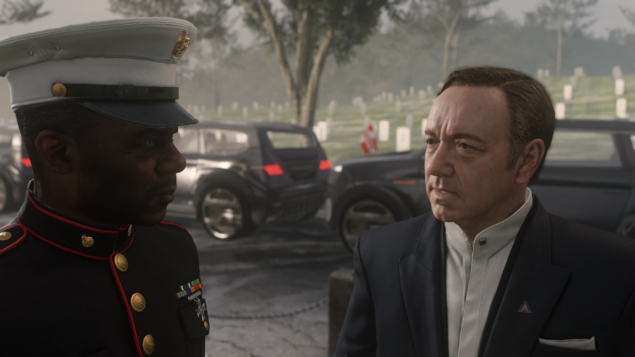 Call of Duty: Advanced Warfare PC 1