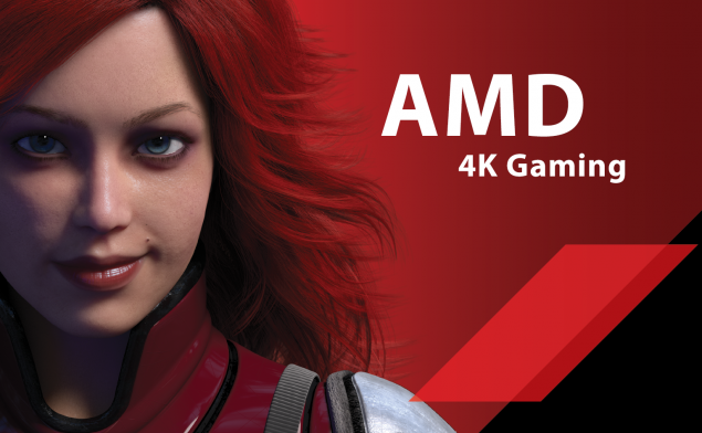 AMD 4K Gaming Ruby